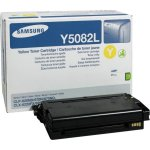 Samsung CLT-Y5082L lasertoner, gul, 4000s