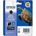 Epson nr.T1578/C13T15784010 blækpatron, mat sort,