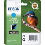 Epson T1592 blækpatron, blå, 17 ml
