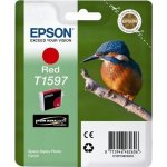 Epson T1597 blækpatron, rød, 17 ml