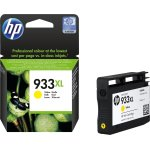 HP 933/CN056AE XL blækpatron, gul, 825s