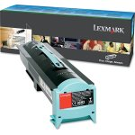 Lexmark X860H21G Lasertoner, sort, 35000s