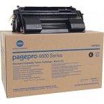 Konica Minolta A0FN021 lasertoner, sort, 10000s