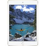 Apple iPad mini 4, Wi-Fi + 4G, 128GB, Guld