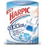 Harpic Click Gel Marine (4 stk)