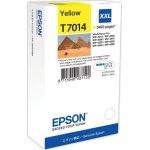 Epson nr.T7014/C13T70144010 blækpatron, gul, 3400