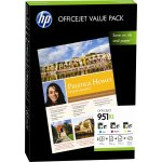 HP nr.951XL/CR712AE value pack