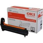 OKI 44318508 lasertromle, sort, 20000s