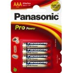 Panasonic str. AAA Pro Power Gold batteri, 4stk