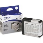 Epson C13T580700 blækpatron, lys sort, 80ml