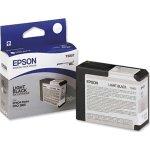 Epson C13T580700 blækpatron, lys sort, 80ml