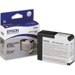 Epson C13T580900 blækpatron, meget lys sort, 80ml
