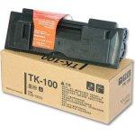 Kyocera TK-100 lasertoner, sort, 6000s