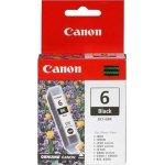 Canon BCI-6BK blækpatron, sort, 280s