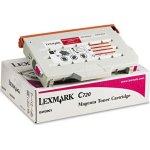 Lexmark 15W0901 lasertoner, rød, 7200s