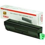 OKI 09004169 lasertoner, sort 12000s