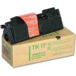 Kyocera 0T2BX0EU lasertoner, sort, 6000s