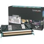 Lexmark 00C5220KS lasertoner, sort, 4000s