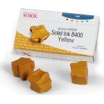 Xerox 108R00607 lasertoner, gul, 3400s