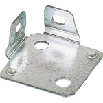 META Fix stålfod til profil, Galvaniseret