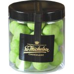 Sv. Michelsen lakrids m/hvid chokolade & mynte