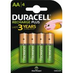 Duracell str. AA Active Charge genop.batterier 4st