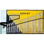 Stanley ringgaffelsæt, 23 dele, 6 - 32 mm