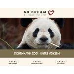 Oplevelsesgave - København Zoo, Entré Voksen