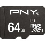 PNY Micro SDXC High Performance 64GB Class 10