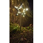 Garden lysstjerne, 24 LED lys, Small
