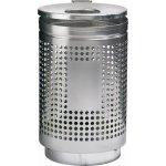 RMIG affaldsspand type 823G, varmtgalvaniseret