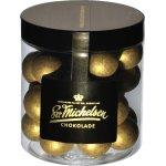Sv. Michelsen guldlakrids med chokolade, 140 g.