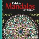 Mandalas malebog Kaleido Art Therapy