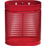 RMIG affaldsspand type 542U, rød