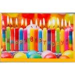 Fødselsdagskort Mini, Happy Birthday