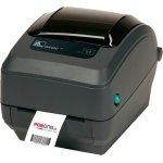 Zebra PO-GK420 - netværks labelprinter