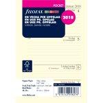 Filofax Refill Pocket Uge/opslag, 2018