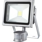 Arbejdslampe LED m/sensor 50w