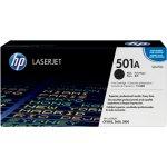 HP 501A/Q6470A lasertoner, sort, 6000s