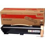 OKI 01221601 lasertoner, sort, 33000s