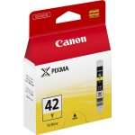 Canon CLI-42Y blækpatron, gul, 13 ml