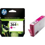 HP nr.364XL/CB324EE blækpatron, rød, 750s