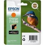 Epson T1599 blækpatron, orange, 17 ml