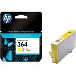 HP 364/CB320EE blækpatron, gul, 300s