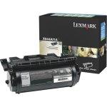 Lexmark X642H31E lasertoner, sort, 21000s