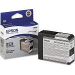 Epson C13T580800 blækpatron, mat sort, 80ml