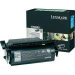 Lexmark 12A6865 lasertoner, sort, 30000s