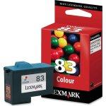 LEXMARK 18L0042 blækpatron, nr. 83, Color (450 sid
