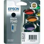 Epson nr.T040/C13T04014010 blækpatron, sort, 600s