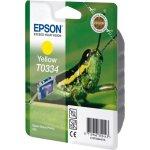 Epson nr.T033/C13T03344010 blækpatron, gul, 450s
